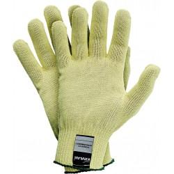 Rękawice ochronne dziane Kevlar RJ-KEVTEN Y r. 7 - 10