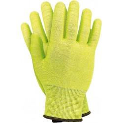 Rękawice ochronne dziane mocne JS RJ-POL L r. 7 - 10