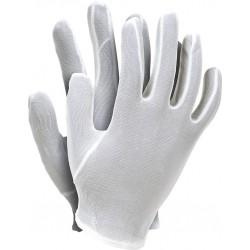 Rękawice ochronne wykonane z nylonu RNYLON W r. 7 - 10