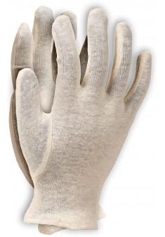 Rękawice ochronne bawełniane REIS RWK r. 7 - 10