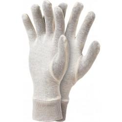 Rękawice ochronne bawełniane REIS RWKS E r. 7 - 10