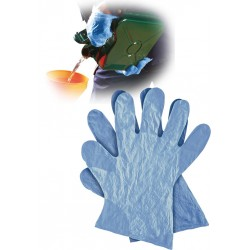 Rękawice ochronne foliowe RFOLIA N r. M,L 100 sztuk