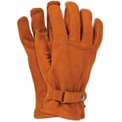 Rękawice ocieplane skóra cielęca RBNORTHPOLE BR r. 8 - 10