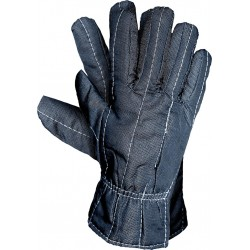 Rękawice ochronne drelichowe ocieplane RDOBOA G r. 11