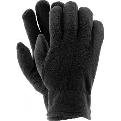 Rękawice ochronne ocieplane wykonane z polaru RPOLAREX B dostępne w rozmiarze 8 i 10.