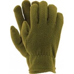 Rękawice ochronne ocieplane wykonane z polaru RPOLAREX O rozmiar 8