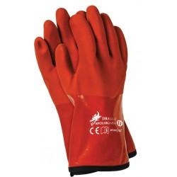 Rękawice ochronne termoodporne PCV RPOLARGJAPAN P r. 11