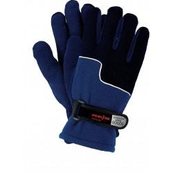 Rękawice ochronne ocieplane z polaru RPOLTRIP NG r. 10