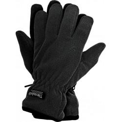Rękawice ochronne ocieplane polarem, wkładka Thinsulate RTHINSULPOL B R. 10