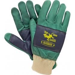 Rękawice ochronne REIS BLUEGRASS ZG r. 10