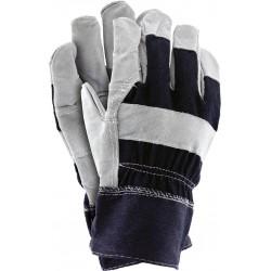 Rękawice ochronne Jeans REIS RB GJS r. 10