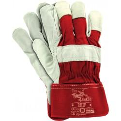 Rękawice ochronne wzmacniane REIS RHIP CW r. 10