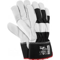 Rękawice ochronne budowlane RHIPPER BW rozmiar 10