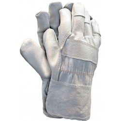 Rękawice ochronne wzmacniane REIS RLCJ WJK r. 10