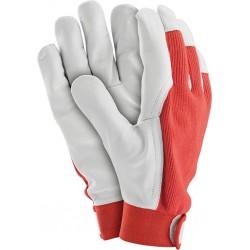 Rękawice ochronne RLTOPER-REVEL CW kozia skóra r. 7 - 10