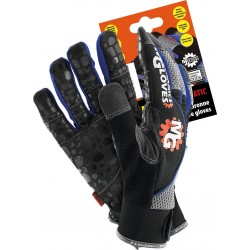 Rękawice ochronne REIS RMC-AQUATIC BSN r. XL