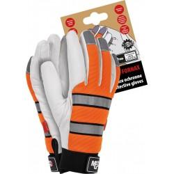 Rękawiczki ochronne ocieplane RMC-FORNAX r. L