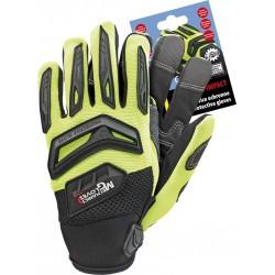 Rękawice ochronne do prac mechanicznych RMC-IMPACT SEB r. M -XL