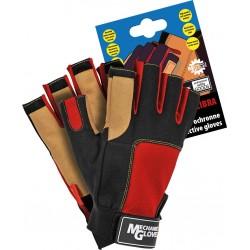 Rękawice ochronne bez końcówek palców RMC-LIBRA r. L-XL
