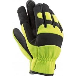 Rękawiczki dla drogowców RMC-MECHANIC YB r. L-XXL