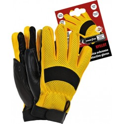 Rękawiczki ochronne Mechanics Gloves RYELOT YB r. 10