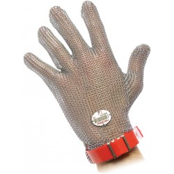 Rękawice ochronne ze stali nierdzewnej FRIEDRICH MÜNCH RNIROX-EASY r. S - XL