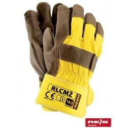 Rękawice ochronne budowlane...