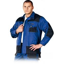 Bluza ochronna Formen LHFMNJ NBS niebiesko-czarno-szara r. S - 3XL