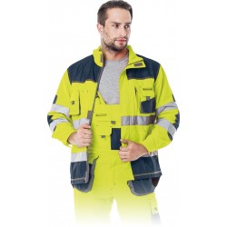 Bluza ochronna Formen LH-FMNX-J YGS żółto-granatowo-szara r. S - 3XL