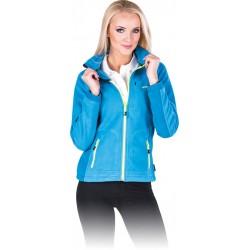 Bluza polarowa damska Leber Hollman LH-LADYFLY N niebieska r. S - 3XL