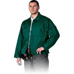 Bluza robocza Leber Hollman LH-WILSTER Z zielona r. M - 3XL