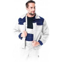 Bluza ochronna Multi Master Reis MMB biało-niebieska r. M - 3XL
