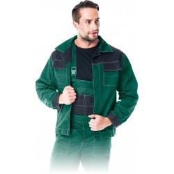 Bluza ochronna Multi Master Reis MMB zielono-czarna r. M - 3XL