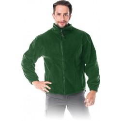 Bluza polarowa REIS POLAR-ROCKER zielona r. M - 3XL