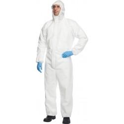 Kombinezon ochronny Dupont PROSHIELD® Basic biały r. M - 3XL