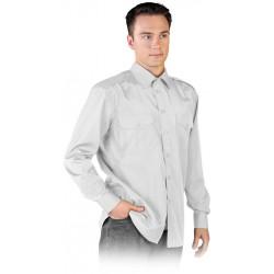 Koszula wyjściowa z długim rękawem REIS KWSDR W biała r. M - 3XL