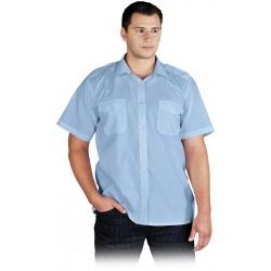 Koszula wyjściowa z długim rękawem REIS KWSDR W jasnoniebieska r. M - 3XL