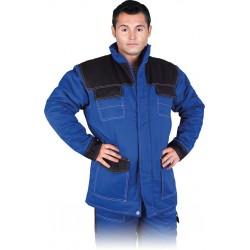 Kurtka ochronna ocieplana REIS Multi Master MMWJL niebiesko-czarna r. M - 3XL