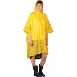 Ponczo peleryna przeciwdeszczowa REIS żółta r. UNI