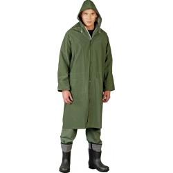 Płaszcz ochronny przeciwdeszczowy REIS PPD zielony r. L - 3XL