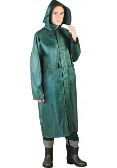 Płaszcz ochronny przeciwdeszczowy REIS PPDPU zielony r. M - 3XL