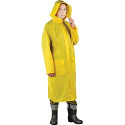 Płaszcz ochronny przeciwdeszczowy PPNP żółty r. M - 3XL
