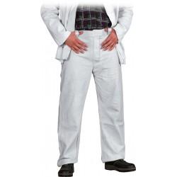 Spodnie ochronne skórzane dla spawaczy REIS Indianex SSB uniwersalne