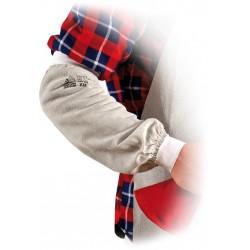 """Rękaw ochronny skórzany dla spawczy REIS Indianex ZB JS UNI (18"""")"""