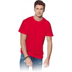 T-shirt męski Stedman ST2000 SRE czerwony r. S - 3XL