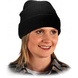 Czapka ochronna zimowa REIS CZBAW B czarna r. 57 - 61