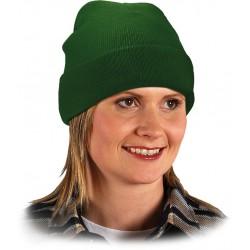 Czapka ochronna zimowa REIS CZBAW Z zielona r. 57 - 61