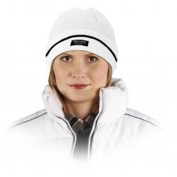 Czapka zimowa ocieplana wkładką Thinsulate REIS CZBAW biała
