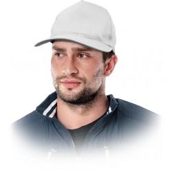 Czapka drelichowa ochronna REIS CZMZ W biała r. 57-61