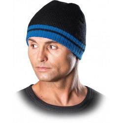 Protego czapka zimowa REIS CZPAS BN czarno-niebieska r. 57-61